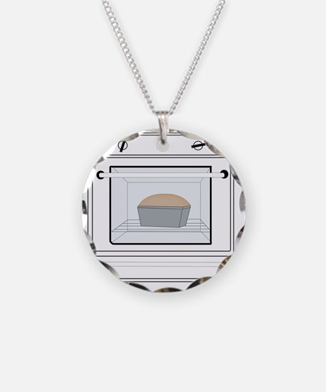bun-in-the-oven Necklace