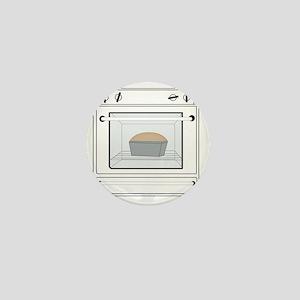 bun-in-the-oven Mini Button
