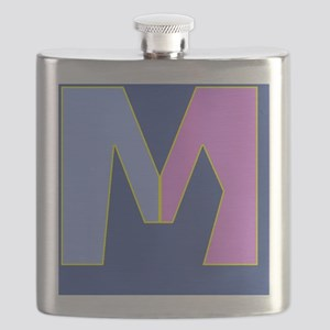 M for Marriage Flask