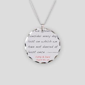 Nietzsche1custom Necklace Circle Charm