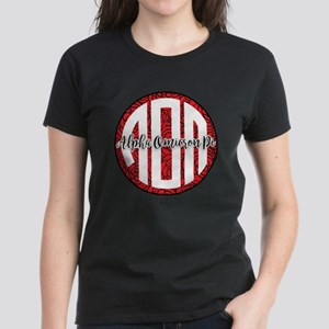 Alpha Omicron Pi Monogram Women's Classic T-Shirt