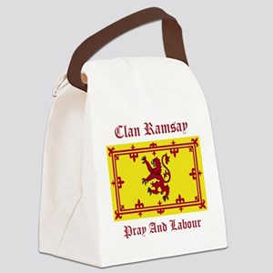 Ramsay Canvas Lunch Bag
