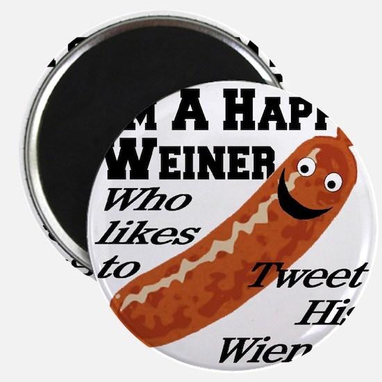 happy_weiner Magnet