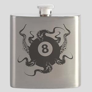 8_BALL_OCTOPUS_4x6_apparel Flask