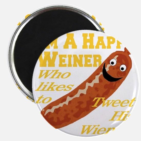 happy_weiner_transparent02 Magnet