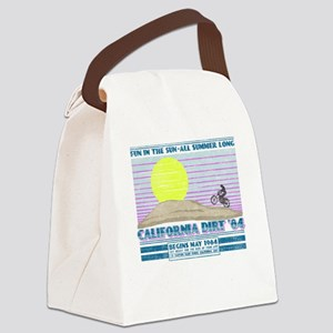 calidirtnew01 Canvas Lunch Bag