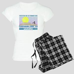calidirtnew01 Women's Light Pajamas