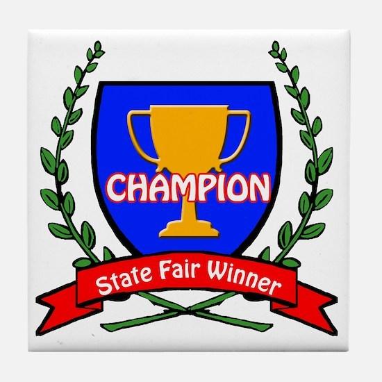 state fair Tile Coaster
