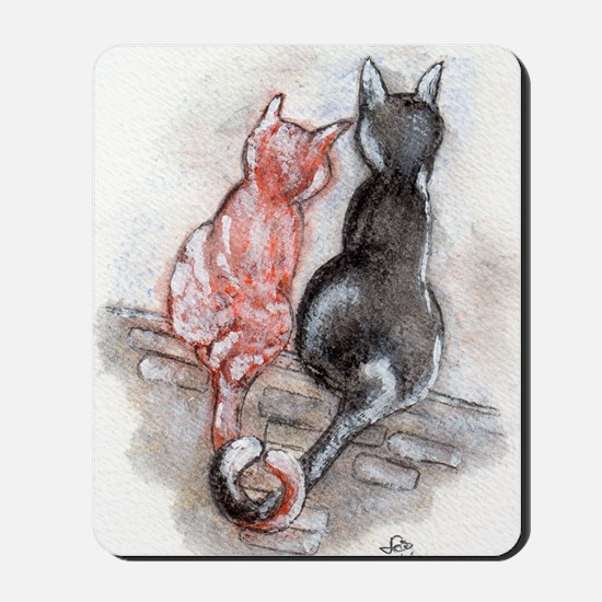 Cat Mates Mousepad