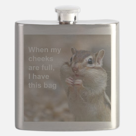 Chipmunk bag 2 Flask
