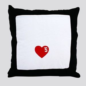 thisGIRl-nashville-1 Throw Pillow