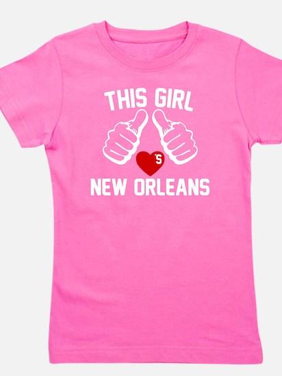 thisGirl-orleans-1 Girl's Tee