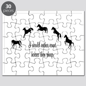rather count horses Puzzle