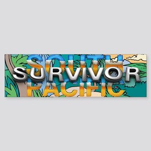 survivorspbumper Sticker (Bumper)