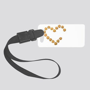 ihearthummusK Small Luggage Tag