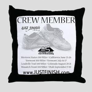 GStee_back Throw Pillow