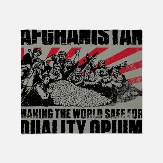Afg Throw Blanket