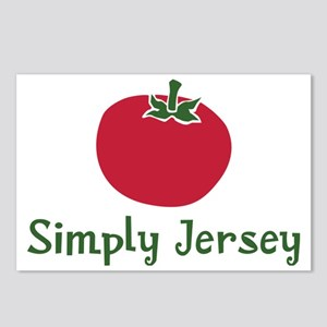 JT-002Wsc_JerseyTomato Postcards (Package of 8)