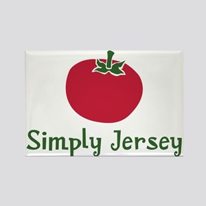JT-002Wsc_JerseyTomato Rectangle Magnet