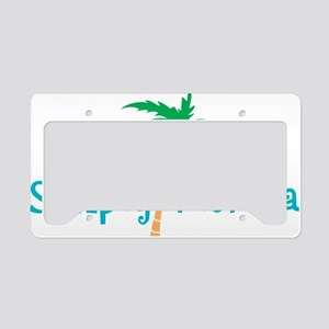 SimplyFlorida License Plate Holder