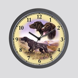 GSP Clock Wall Clock