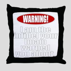 cp_imam_dk Throw Pillow