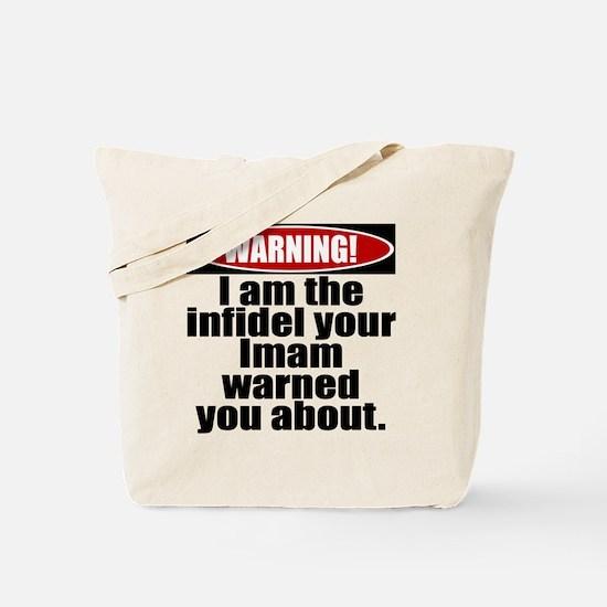 cp_imam_lt Tote Bag