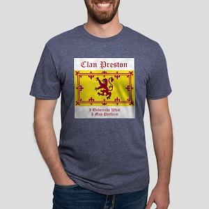 Preston Mens Tri-blend T-Shirt