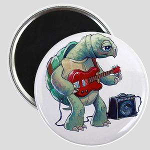 Turtle Tuning Guitar Magnet