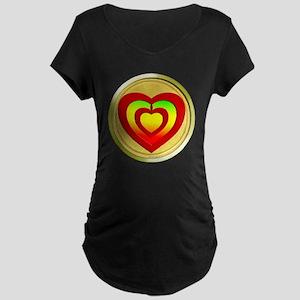 02-necklace-3 Maternity Dark T-Shirt
