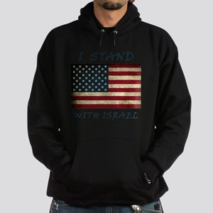 I Stand with Israel - bltrs Hoodie (dark)