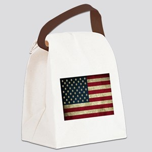 I Stand with Israel - wltrs Canvas Lunch Bag