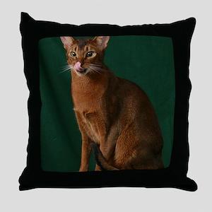 JakeLick Throw Pillow