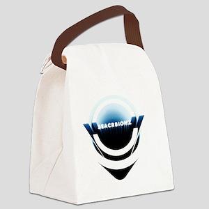 120207_sea_logo_shirt_02 Canvas Lunch Bag
