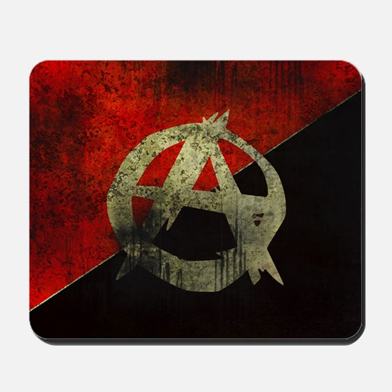 anarchy-symbol-flag Mousepad