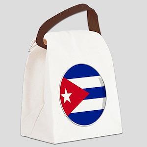 cuba Canvas Lunch Bag