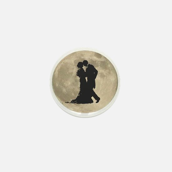Ballroom Moon Dancers Mini Button