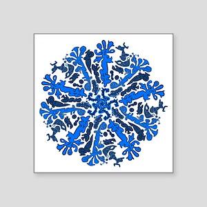 """060311A_Cut_01 Square Sticker 3"""" x 3"""""""