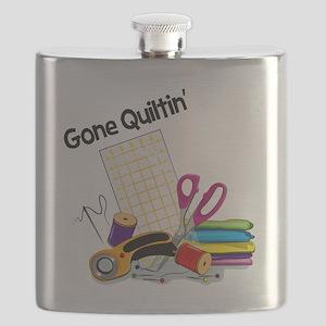 GoneQuiltin-01 Flask