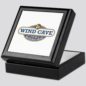 Wind Cave National Park Keepsake Box