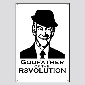 godfather ron paul Banner