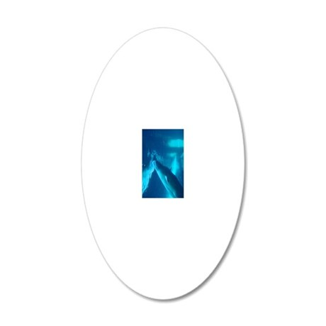 rebecca f (5) 20x12 Oval Wall Decal