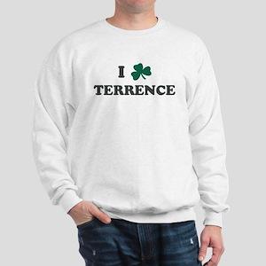 I Shamrock TERRENCE Sweatshirt