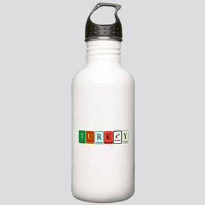 Turkey Water Bottle