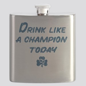 Drink_shirt_bl Flask