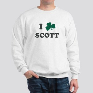 I Shamrock SCOTT Sweatshirt