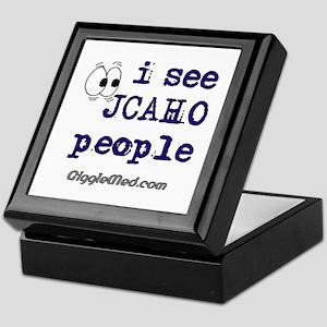 JCAHO People Keepsake Box