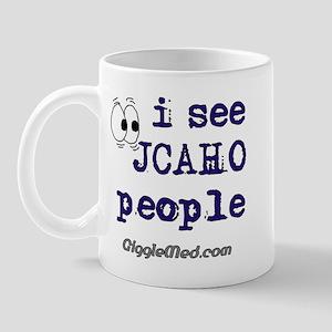 JCAHO People Mug