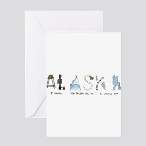 The Great Land - Color Greeting Cards