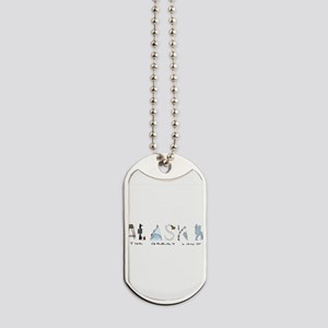 The Great Land - Color Dog Tags